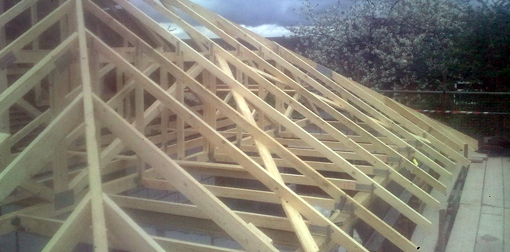 Roof Build Staffordshire Stoke-on-trent